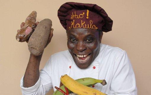 RobertAhiagba afrikansiches restaurant München